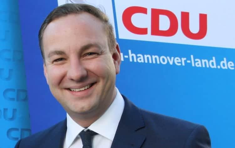 Martin Pavel CDU Presse