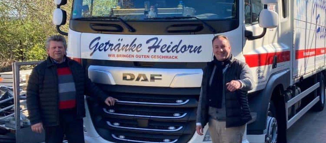 Uwe Heidorn & Martin Pavel